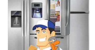 ضبط درجة تبريد الثلاجة توشيبا